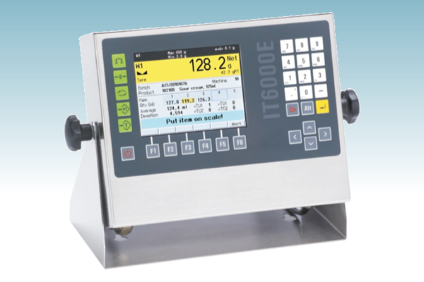 IT6000E W&M Approved Weighing Terminal