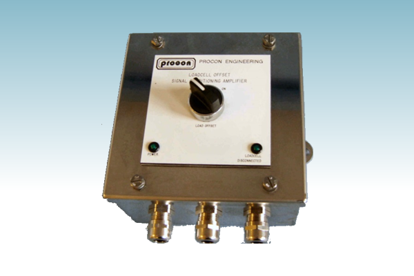 LOSCAM (Load Offset & Signal Conditioning Amplifier)