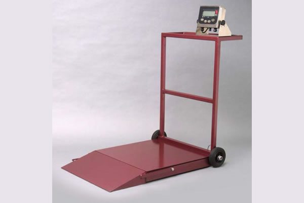 MW1533 Mobile Weighing Platform