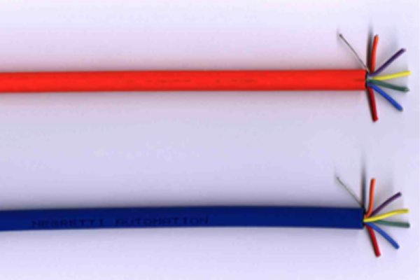 Six Core Screened Interconnection Cable