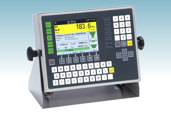 IT8000E W&M Approved Weighing Terminal