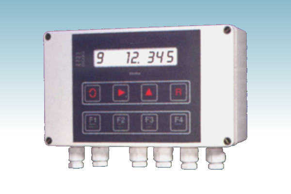 Type GS101HR Weight Transmitter/Indicator