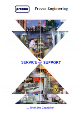 Service and Support Front Page 260